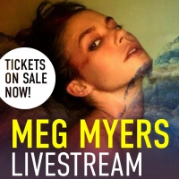 Meg Myers Announces Livestream Concert for May Photo