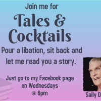 BWW Review: Sally Darling's TALES AND COCKTAILS Delivers Old-School Storytelling That Photo