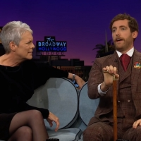 VIDEO: Thomas Middleditch Talks About Being a Picky Eater on THE LATE LATE SHOW WITH JAMES CORDEN