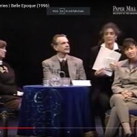 VIDEO: Paper Mill Explores Belle Epoque for Humanities Symposium Series Photo