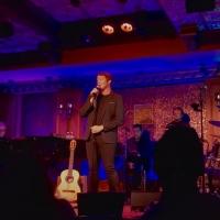 WATCH: Eric Anthony Lopez Sings PHANTOM in Spanish at 54 Below's Broadway Latin Music Photo