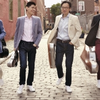 Violinist Angelo Xiang Yu Joins The Shanghai Quartet Photo