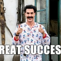 Amazon Prime Video Enjoys 'Great Success' With BORAT SUBSEQUENT MOVIEFILM Photo