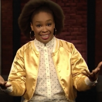 VIDEO: Amber Ruffin Talks CATS Movie on LATE NIGHT WITH SETH MEYERS Photo