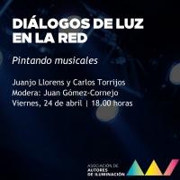 Encuentro con Juanjo Llorens y Carlos Torrijos: PINTANDO MUSICALES Photo
