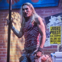 BWW Review: ROCK OF AGES Tries to Rock Hollywood at the Bourbon Room
