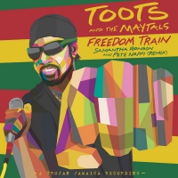 Toots & The Maytals' 'Freedom Train' Gets Remixed by Samantha Ronson Photo