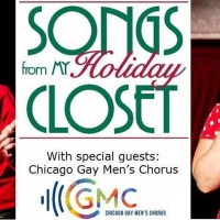 Larry Todd Cousineau to Perform SONGS FROM MY HOLIDAY CLOSET at Pride Arts Center Photo