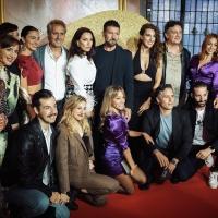 PHOTO FLASH: A CHORUS LINE celebra su estreno en Madrid Photo