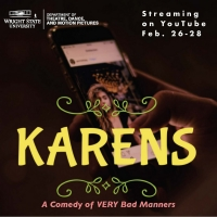Wright State Theatre Presents KARENS: A Comedy Of Very Bad Manners Photo