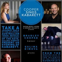 World Music Festival Welcomes COOPER SINGS KABARETT