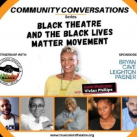 True Colors Theatre Company's Community Conversation Series Continues with 'Black Theatre Photo
