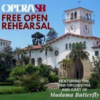 Opera SB Celebrates World Opera Day With Week Of Free Opera Events