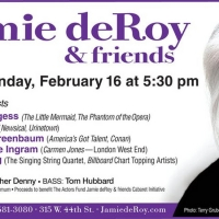 BWW Interview: Jamie deRoy of JAMIE deROY & FRIENDS at Birdland
