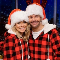 LIVE WITH KELLY AND RYAN Rings in the 2019 Holiday Season Photo