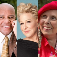 Justino Díaz, Berry Gordy, Lorne Michaels, Bette Midler and Joni Mitchell to Receive Photo