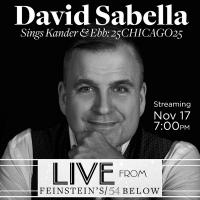 Jana Robbins & Haley Swindal to Join David Sabella in 25CHICAGO25 at Feinstein's/54 B Photo