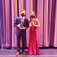BWW Feature: Ronald Spoto and Jillian Cossetta Compete for Highest Honors at The JIMMY AWARDS at Straz Center Article