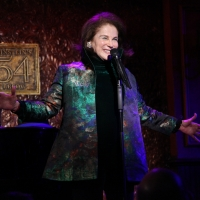 BWW Review: Tovah Feldshuh is Timeless in AGING IS OPTIONAL at 54 Below Photo