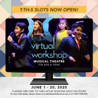 Atlantis Theatrical Adds Additional Slots to Its Virtual Musical Theater Workshop Photo