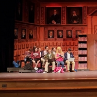 BWW Review: Stage Manager and Tech Crew Are the Stars of the LOLHS Production of LEGA Photo