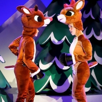 Bella Hicks of RUDOLPH THE RED-NOSED REINDEER at Tobin Center For The Performing Arts