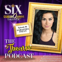 Podcast Exclusive: The Theatre Podcast With Alan Seales: Samantha Pauly Photo