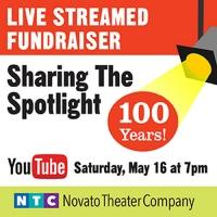 Novato Theater Company Announces 100th Year Celebration & Fundraiser Photo