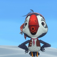 Johnny Depp's New Animated Series PUFFINS Now on Apple TV and Amazon Prime Photo