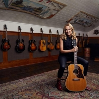 Sheryl Crow and Gibson Team Up for New Guitar