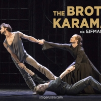 Stage Russia Bringing Boris Eifman's Staging Of BROTHERS KARAMAZOV To The Big Screen Photo