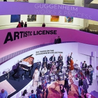 Works & Process At The Guggenheim to Present Rotunda Solstice Concert: Eyal Viln Photo