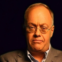Chris Hedges, Jesse Ventura And CORPORATE COUP D'ETAT Director Join Tom Needham On Th Photo