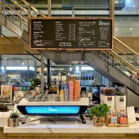 PARTNERS COFFEE Opens 6th Location at NY Urbanspace W52