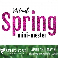 Flat Rock Playhouse Studio 52 Presents Virtual Spring Mini-Mester Photo