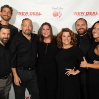 New Deal Creative Arts Center Holds Sold Out, Powerful Reading Of Louisa Vilardi's TOUGH LOVE