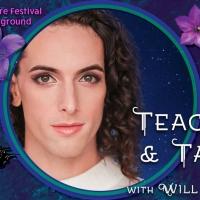 Island Shakespeare's TEACAKES & TAROT Announces Extension Photo