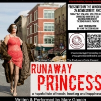 Theater in the Street: Producers Circle Presents RUNAWAY PRINCESS Photo
