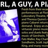 MusicalFare Presents a Livestream Performance of A GUY, A GIRL & A PIANO