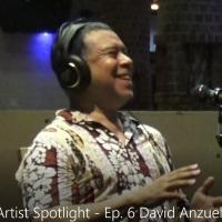 On Air Artist Spotlight Features David Anzuelo Photo