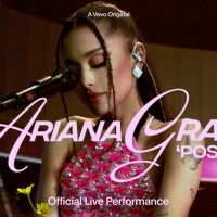 Ariana Grande Releases Final Part of Vevo Live Series 'positions' Photo