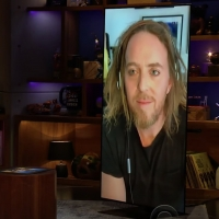 VIDEO: Tim Minchin Chats About UPRIGHT on THE LATE LATE SHOW Photo