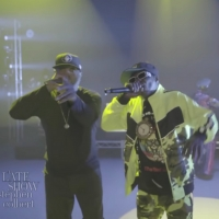VIDEO: Public Enemy Performs 'Grid' on THE LATE SHOW Photo