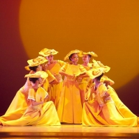 Ailey Dances Into Final Weeks at New York City Center with Holiday Performances and M Photo