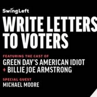 Stark Sands, John Gallagher Jr. and More From AMERICAN IDIOT Team Up with Swing Left  Photo