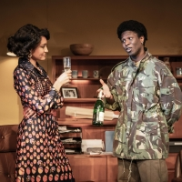 BWW Review: THE DEATH OF A BLACK MAN, Hampstead Theatre Photo
