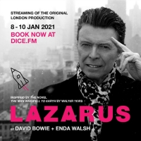 LAZARUS Starring Michael C. Hall and Sophia Anne Caruso to Stream for David Bowie's B Photo