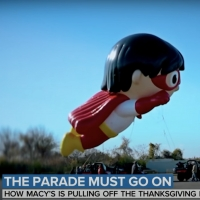 VIDEO: Get a Glimpse at How the Macy's Thanksgiving Day Parade is Being Altered