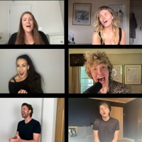 VIDEO: Jacqueline Hughes, Zoe Birkett, Emma Hatton and More West End Stars Sing Photo