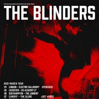 The Blinders Announce Rescheduled Tour Dates for March 2021 Photo
